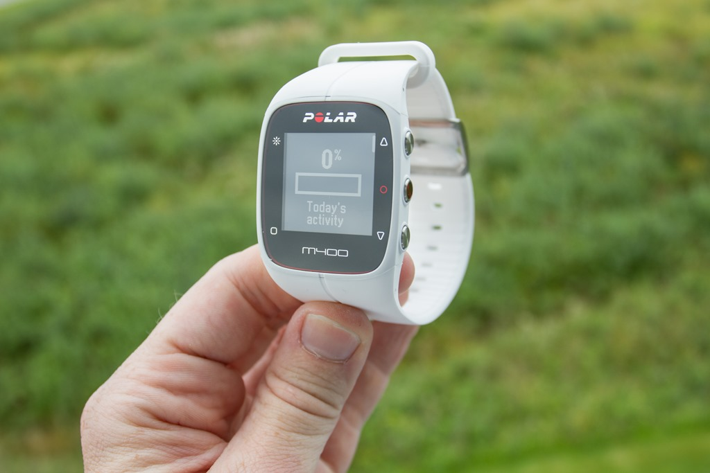 test montre cardio polar